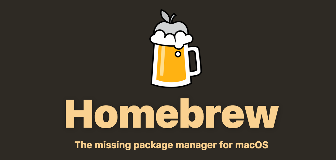 Bootstrap macOS with Homebrew